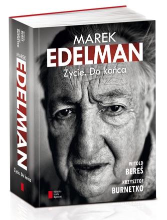 okładka Marek Edelman portfolio do wywiadu www.kubaociepa.pl/podcast009