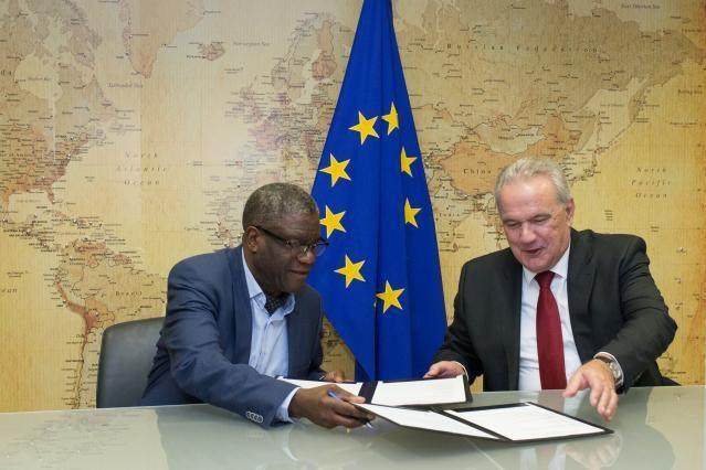 spotkanie w komisji UE