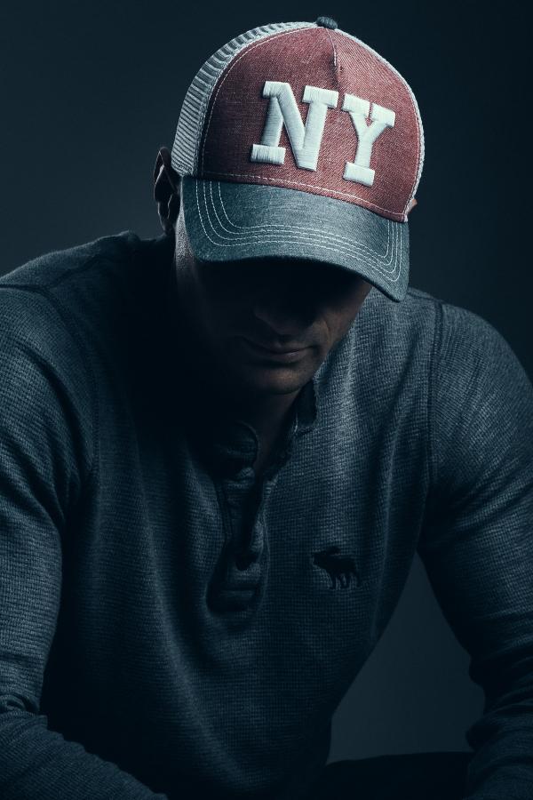 NY czapka