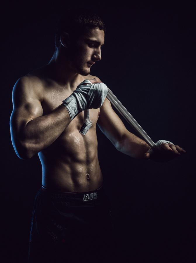 kick boxer studio