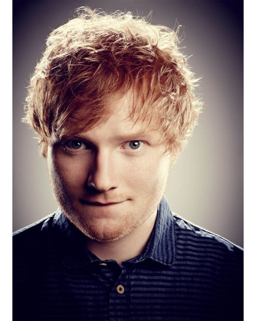Ed Sheeran by Jason Bell